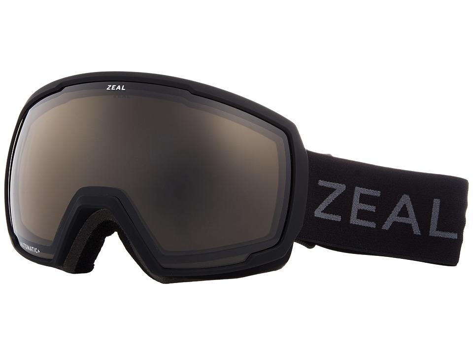 Zeal Optics Nomad (Dark Night w/ Automatic GB Lens) Snow Goggles
