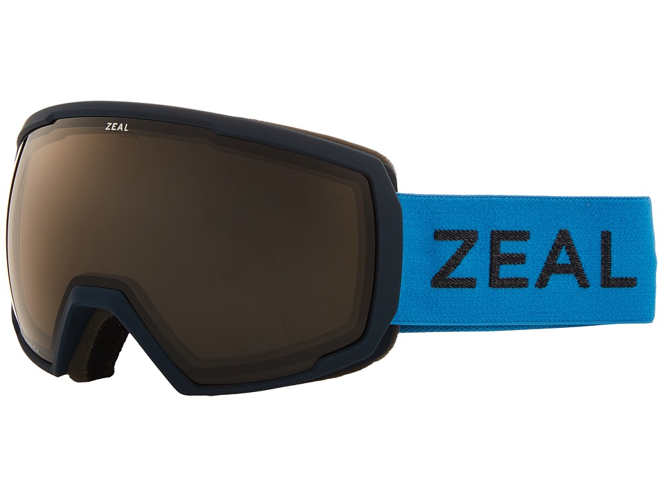 Zeal Optics Nomad (Azure w/ Automatic GB Lens) Snow Goggles