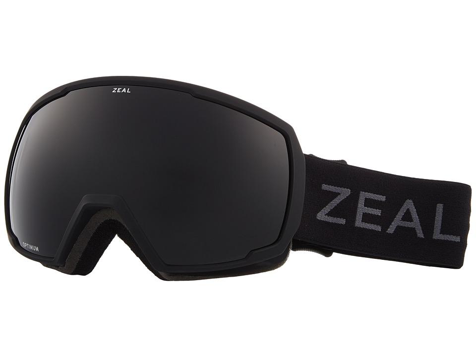 Zeal Optics Nomad (Dark Night w/ Dark Grey Lens) Snow Goggles