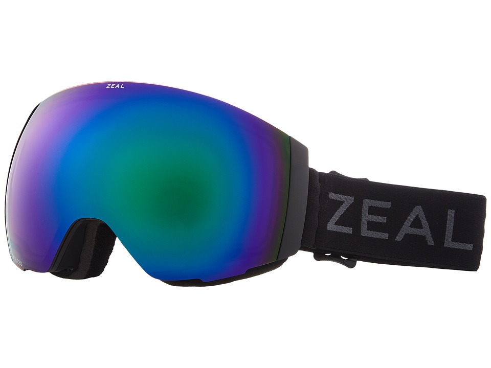 Zeal Optics - Portal (Dark Night w/ Polarized Jade Mirror...