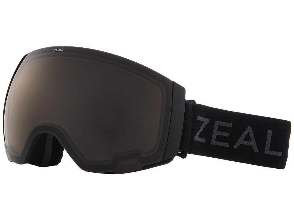 Zeal Optics Portal (Dark Night w/ Automatic GB Lens + Sky Blue Mirror Lens) Snow Goggles