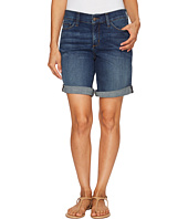NYDJ Petite - Petite Jessica Boyfriend Shorts in Oak Hill