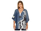 Double D Ranchwear Story of Lone Feather Poncho