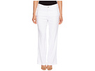 NYDJ Petite - Petite Wylie Trousers in Optic White