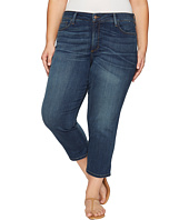 NYDJ Plus Size - Plus Size Marilyn Capris in Oak Hill