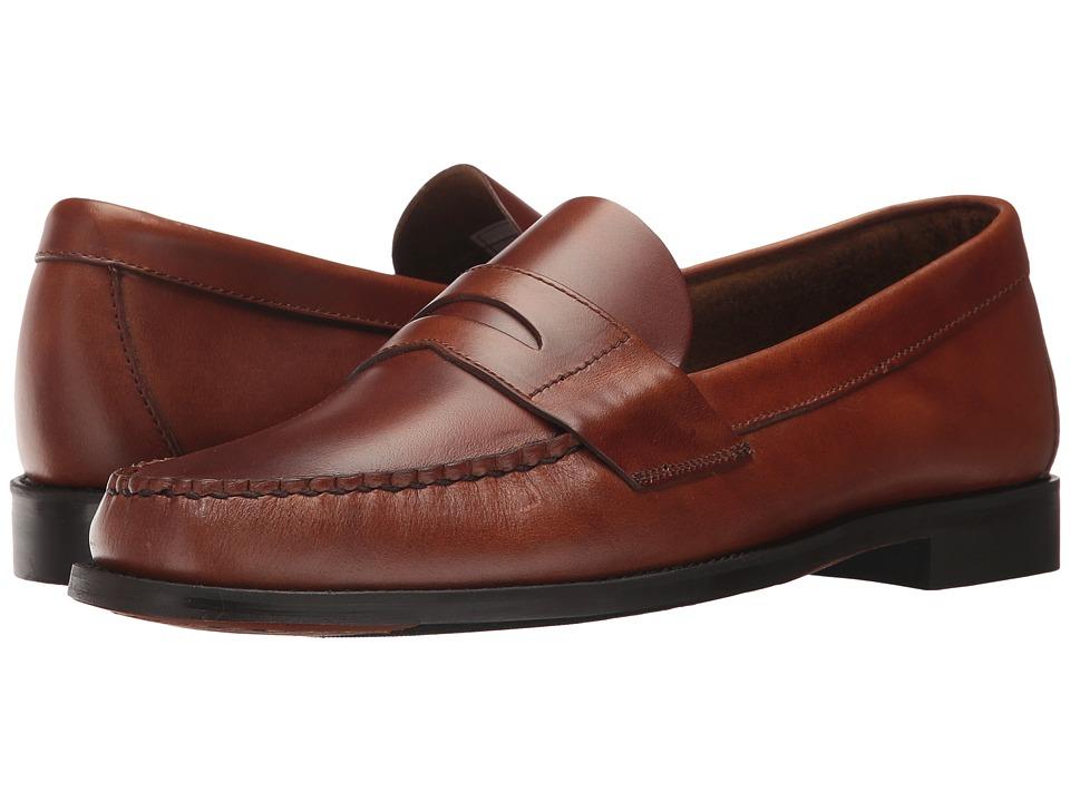 Sebago Heritage Penny (Golden Brown Leather) Men