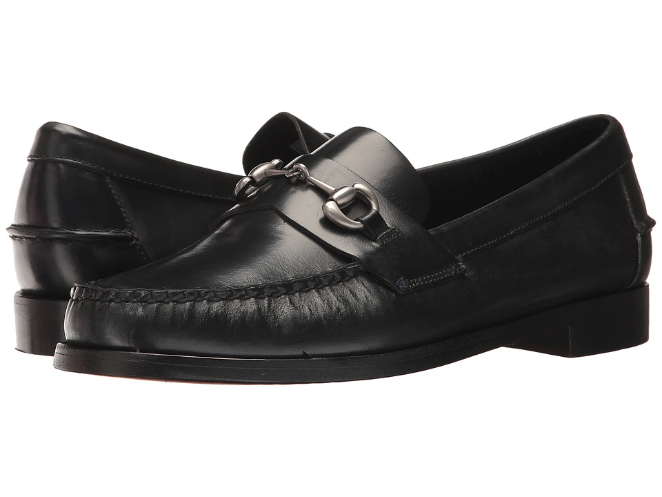 Sebago Legacy Bit (Black Leather) Men