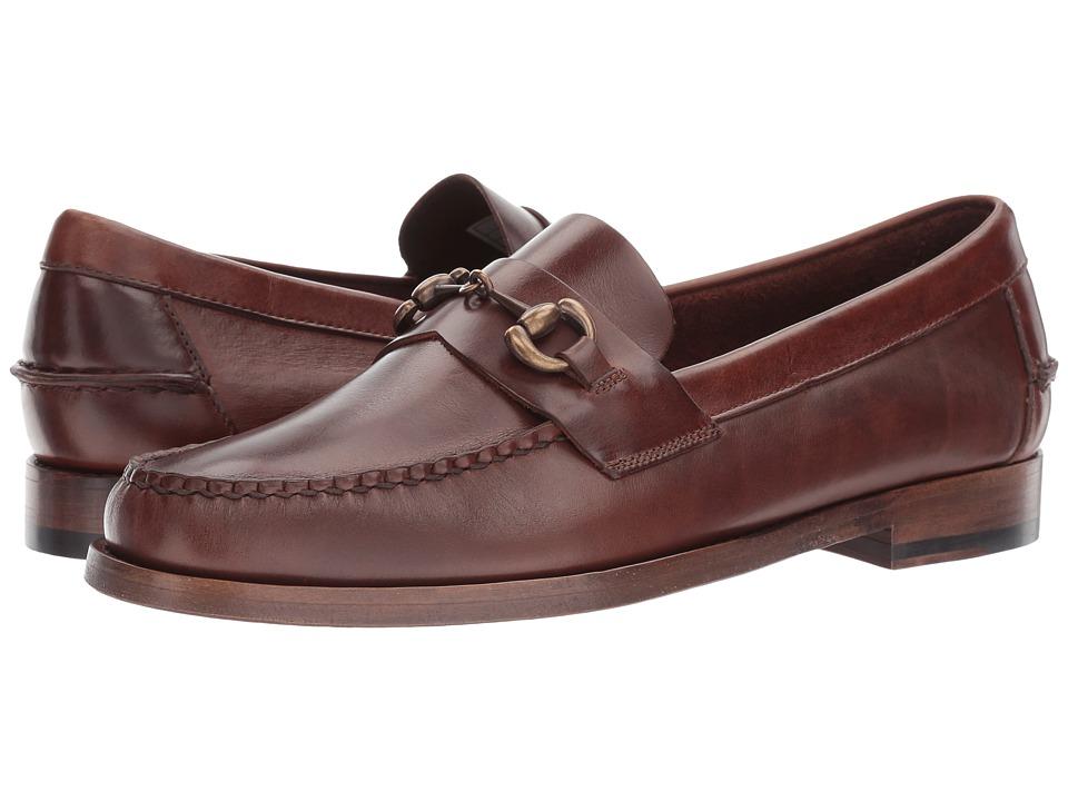 Sebago Legacy Bit (Dark Brown Leather) Men