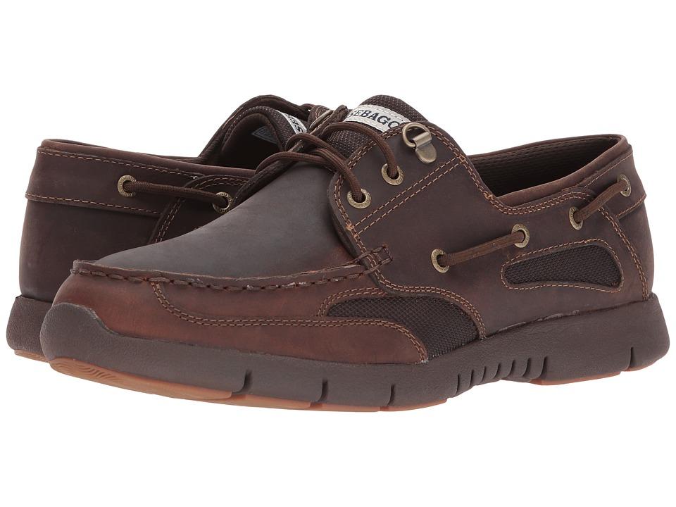 Sebago Clovehitch Lite (Dark Brown Leather) Men