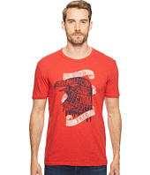 Lucky Brand - Born Free Graphic Tee