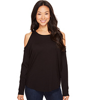 Lilla P - Long Sleeve Cold Shoulder