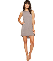 Allen Allen - High-Low Tank Dress