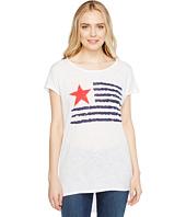 Allen Allen - Star Flag Tee