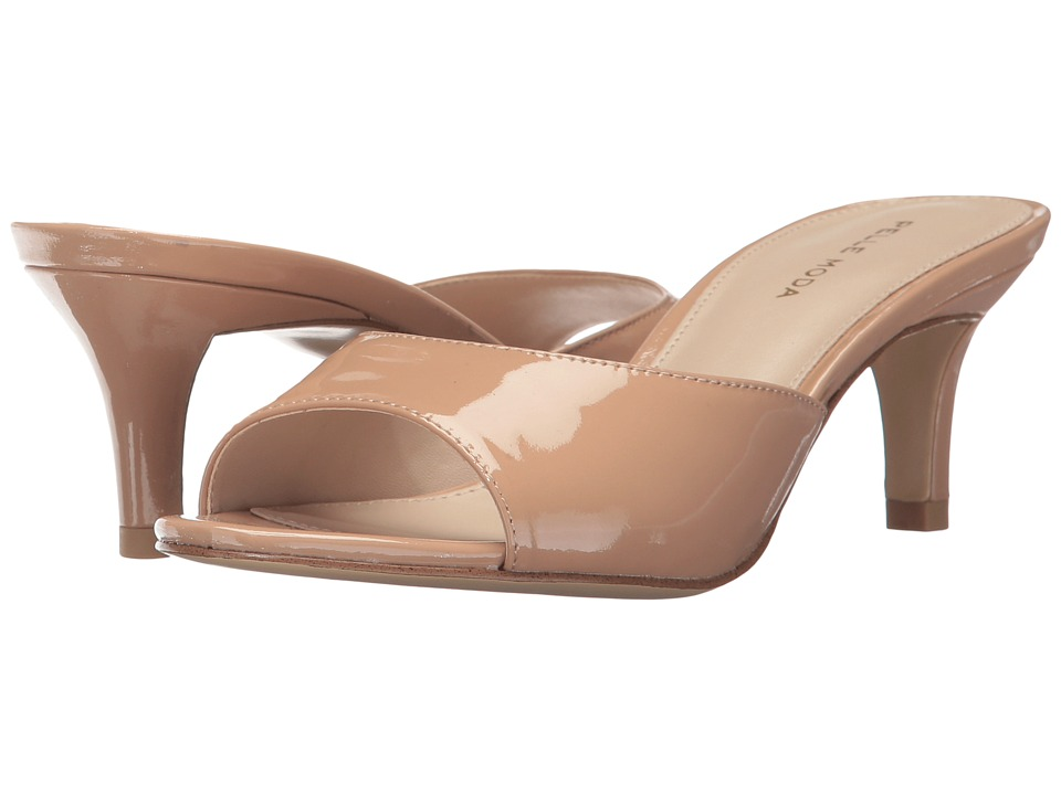 Pelle Moda Bex (Blush Patent) 1-2 inch heel Shoes