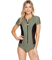 Next by Athena - Good Karma Malibu Mesh One-Piece