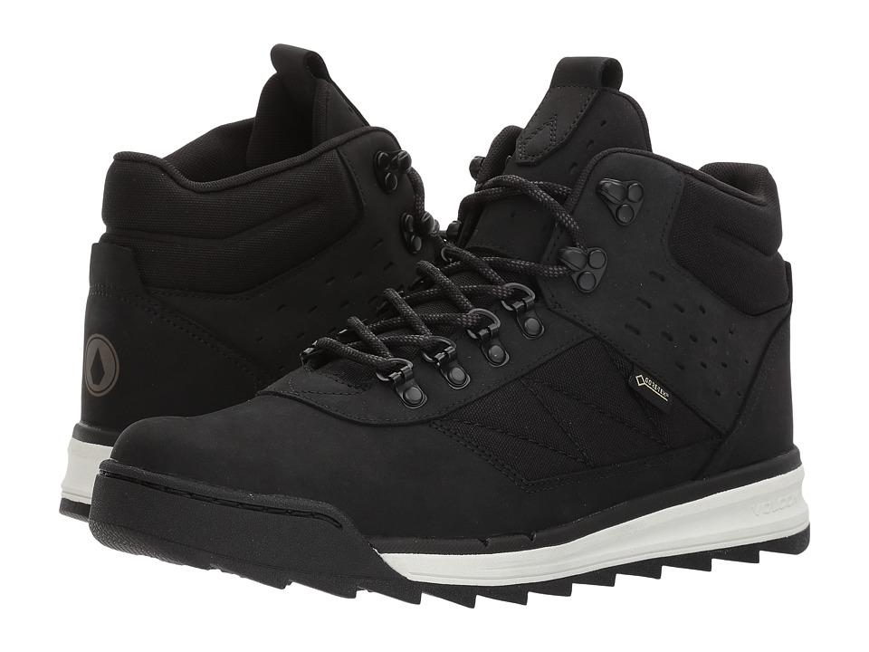 Volcom Shelterlen GTX Boot (Black/White) Men