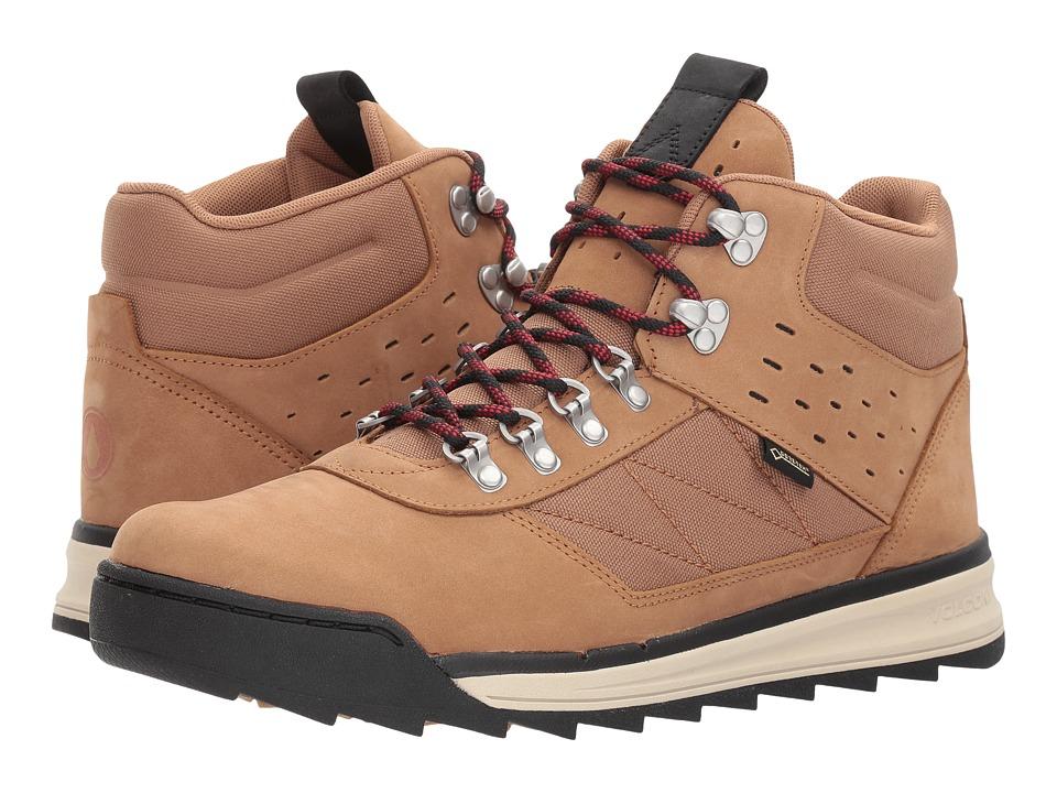 Volcom Shelterlen GTX Boot (Vintage Brown) Men