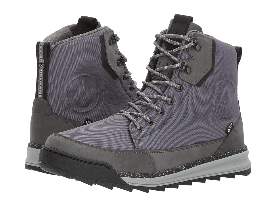 Volcom Roughington GTX Boot (Gunmetal Grey) Men