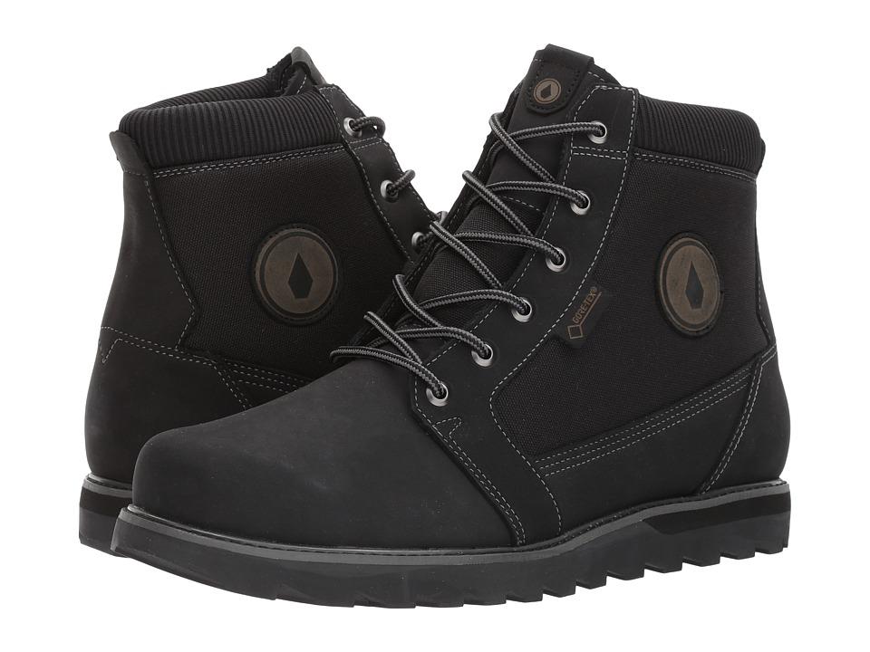 Volcom Herrington GTX Boot (Black) Men