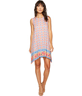 Nally & Millie - Border Print Dress