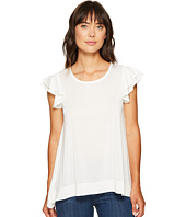 Nally & Millie - Ruffle Sleeve Top