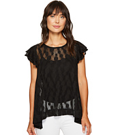 Nally & Millie - Double Ruffled Trapeze Top