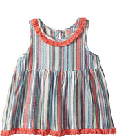 Lucky Brand Kids - Top w/ Fringe Trim (Little Kids)