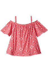 Lucky Brand Kids - Off the Shoulder Top (Big Kids)
