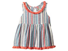 Lucky Brand Kids - Top w/ Fringe Trim (Toddler)