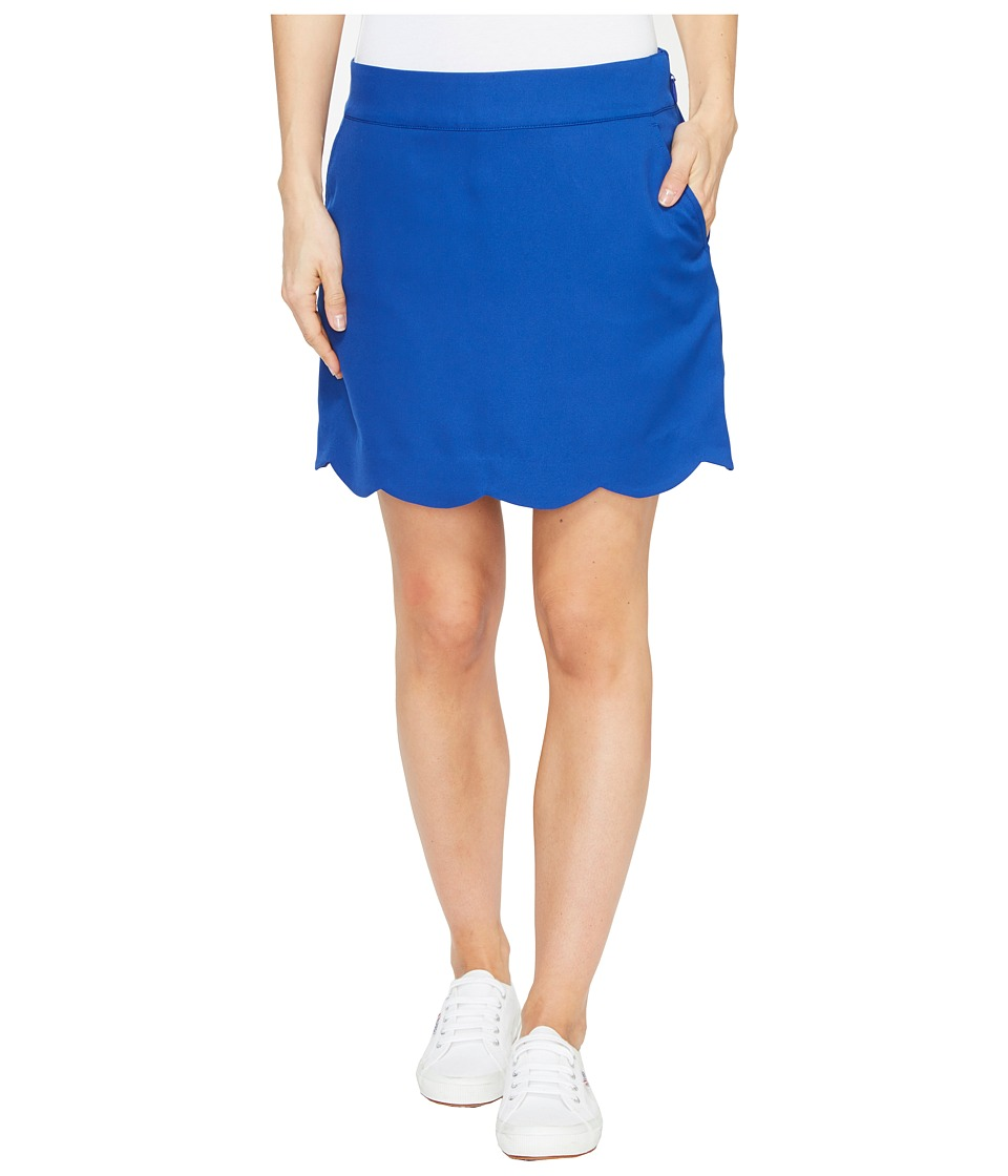 Vineyard Vines Golf - Scalloped Solid Skort