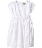 Lucky Brand Kids - Eyelet Dress w/ Mesh (Little Kids)