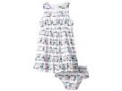 Lucky Brand Kids - Dress w/ Ruffle (Toddler)