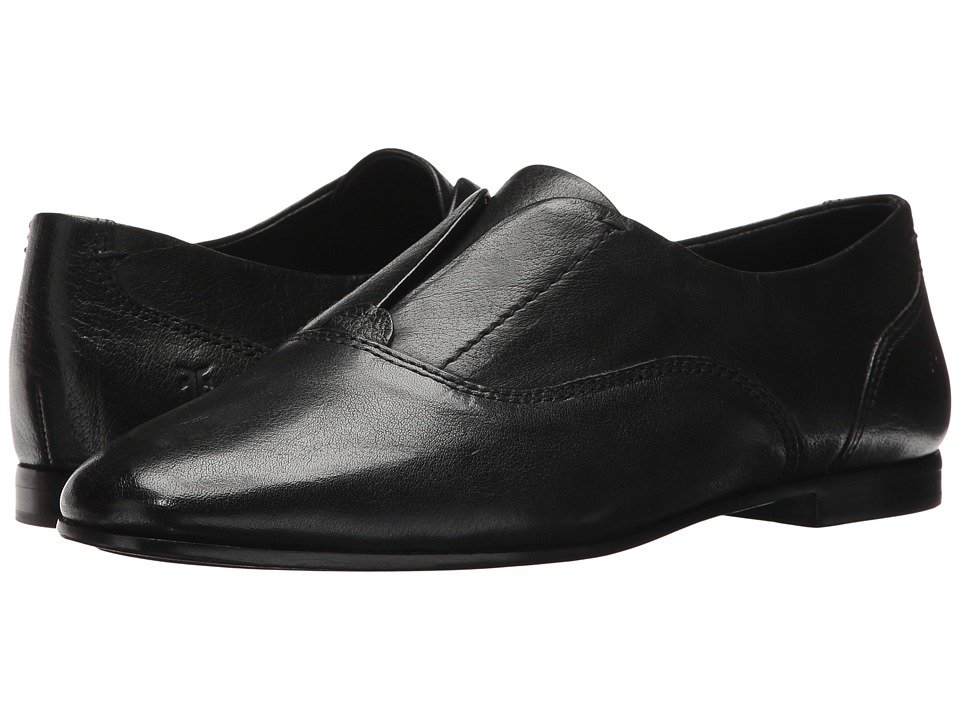 Frye Terri Slip-On (Black) Slip-On Shoes