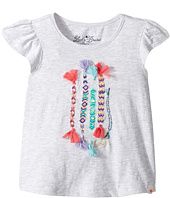 Lucky Brand Kids - Friendship Tee (Toddler)