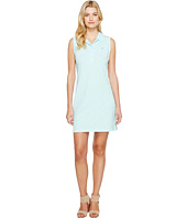 Vineyard Vines - Garment Dyed Sleeveless Slub Polo Dress