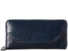 Frye Melissa Whipstitch Zip Wallet