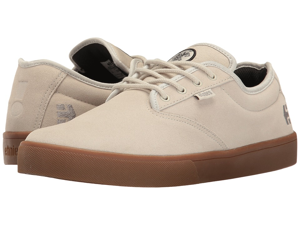etnies Jameson SL X Flip (White/Gum) Men