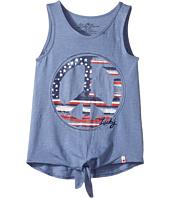 Lucky Brand Kids - Peace Sign Tank Top (Big Kids)