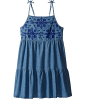 Lucky Brand Kids - Denim Embossed Dress (Big Kids)