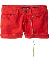 Lucky Brand Kids - Riley Stretch Twill Shorts (Little Kids)