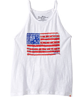Lucky Brand Kids - Flag Bandana Tank Top (Big Kids)