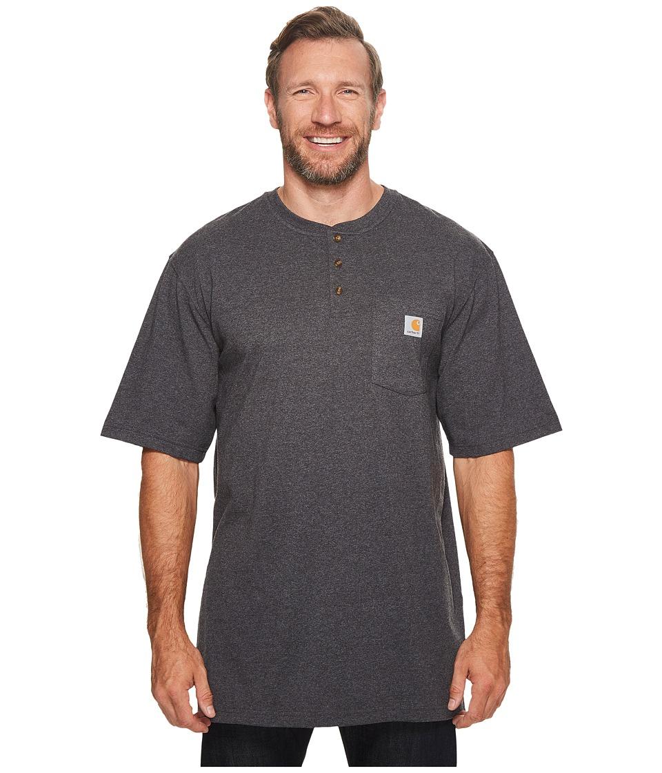 Carhartt - Big Tall Workwear Pocket S/S Henley