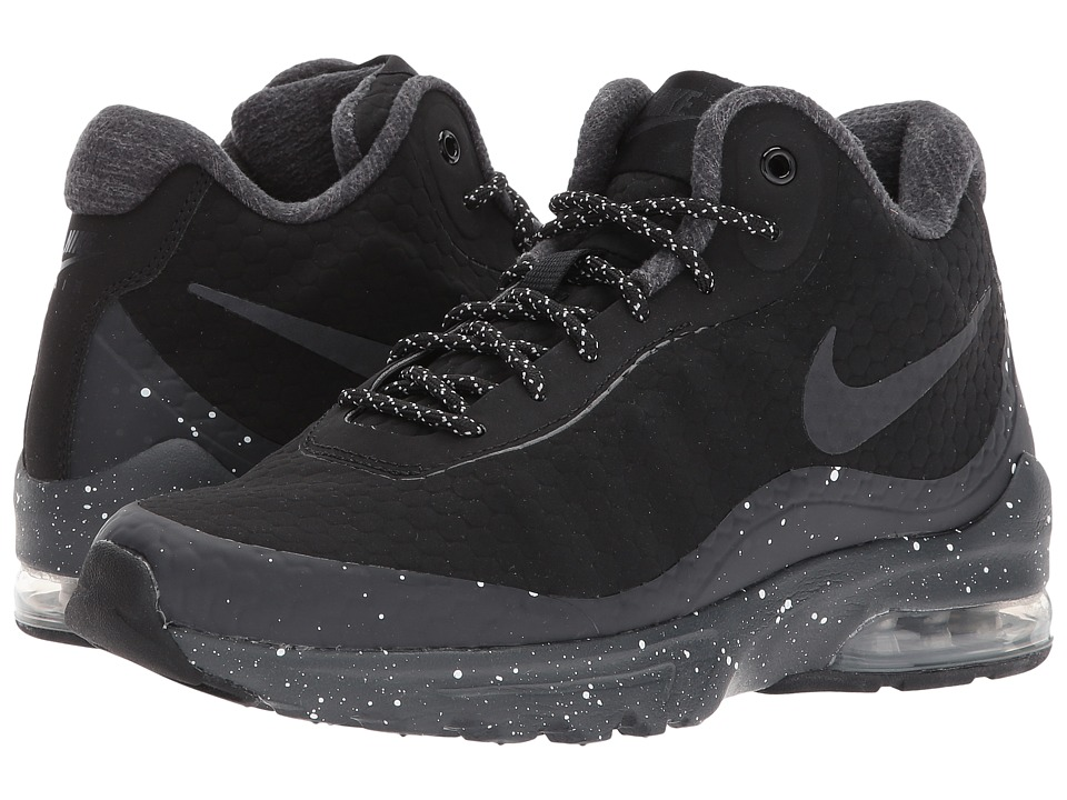 Nike Air Max Invigor Mid (Black/Black/Anthracite) Women