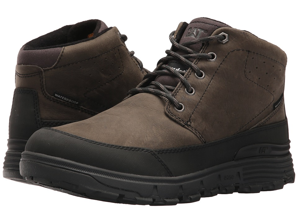 Caterpillar Drover Ice + Waterproof TX (Dark Gull Grey) Men