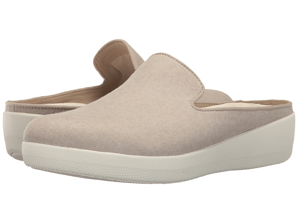 FitFlop - Superskate Slip-Ons (Toasty Beige) Womens  Shoes