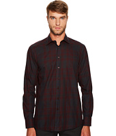 Etro - Shadow Plaid Button Down Shirt