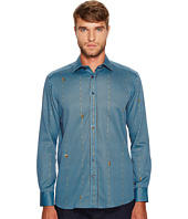 Etro - Koala Stripe Button Down Shirt