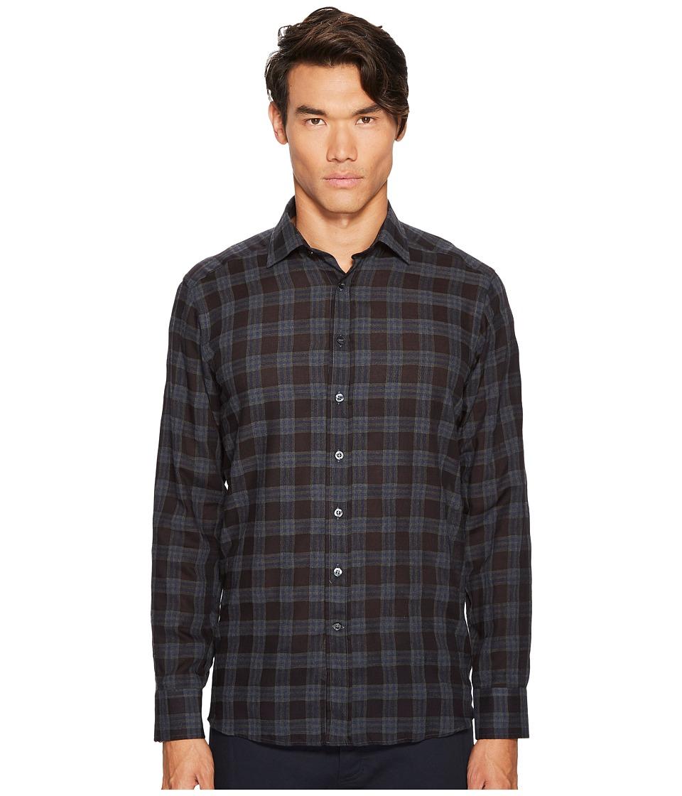 Etro - Check Button Down Shirt