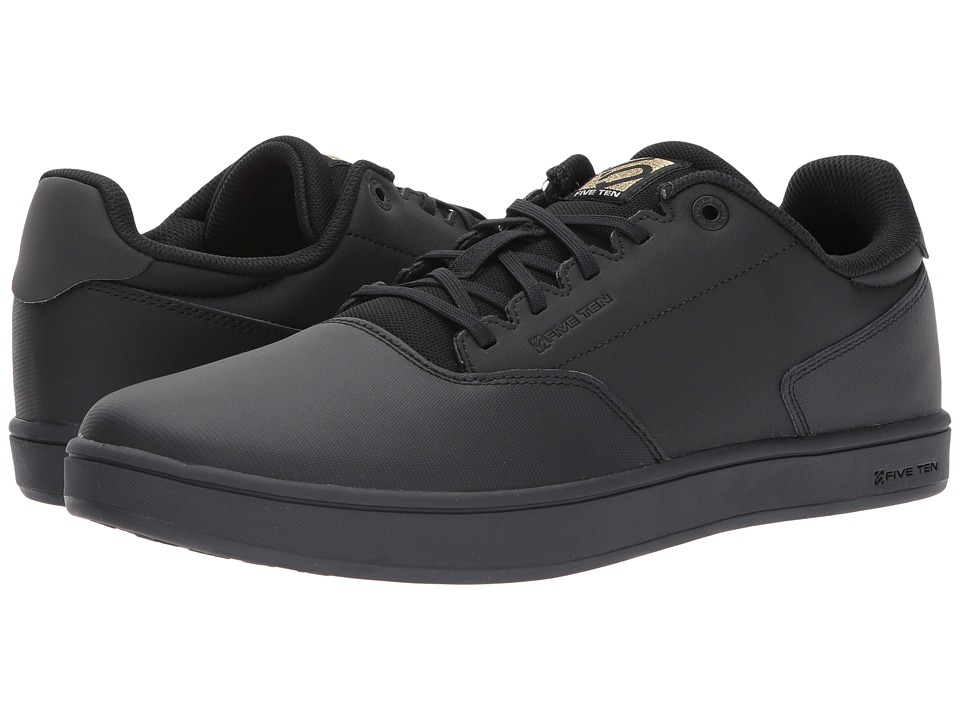 Five Ten - District (Black) Mens Cycling Shoes