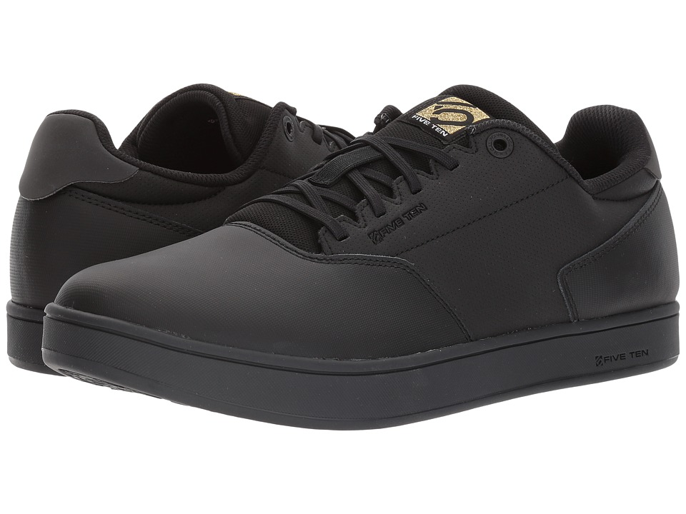Five Ten - District Clip (Black) Mens Cycling Shoes